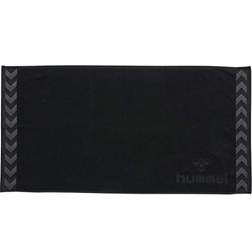 hummel Handtuch Old School Small Towel 208804 Black One Size