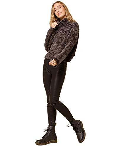 Leggings De Cuero Mujer  marca [BLANKNYC]