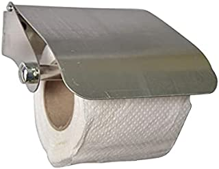Generic Stainless Steel Toilet Roll Paper Box B