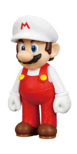 Super Mario Fire Mario 3D Puzzle