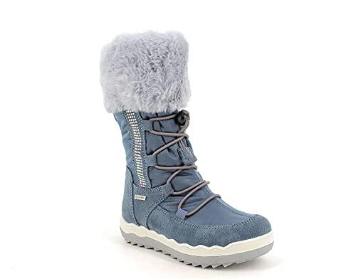Primigi Damen PFZGT 83825 Snow Boot, AZZUR/Jeans/NUV, 37 EU