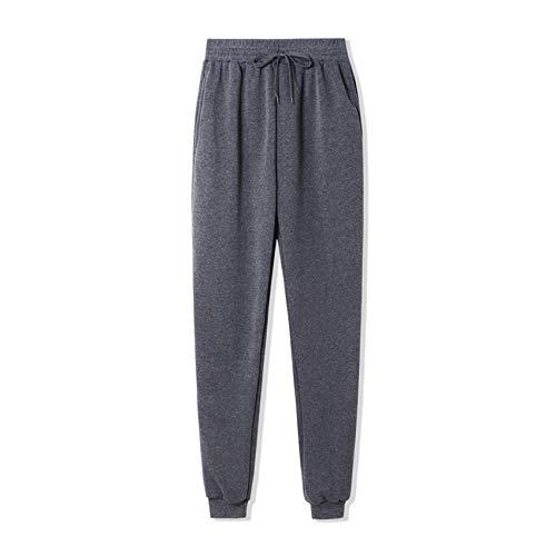 Hhckhxww Primavera Y OtoñO Pantalones Deportivos Casuales para Hombres Y Mujeres Pantalones De Pierna Recta Pantalones Multicolores