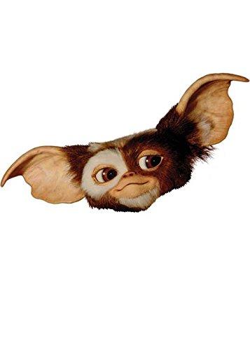 Máscara de Gizmo de Gremlins adulto Deluxe
