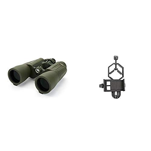 Celestron 71424 Cavalry 10x50 Binocular (Olive Green) with...