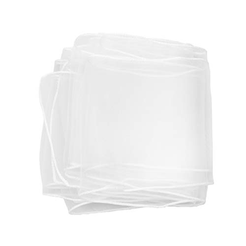 Toyvian 10pcs Chair Back Bows Organza Decorations Chair Sashes Bows for Wedding Christmas White