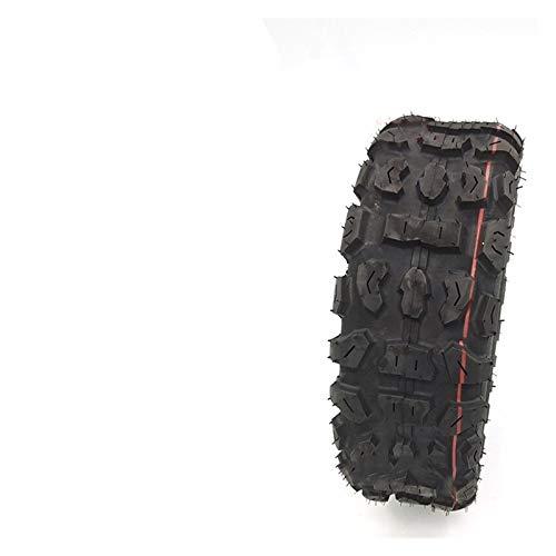 huiy ue 11 pulgadas neumático sin cámara Scooter eléctrico modificado 11 pulgadas 90/65-6.5 neumáticos de espesor neumáticos sin cámara neumáticos (color: neumático fuera de carretera B)