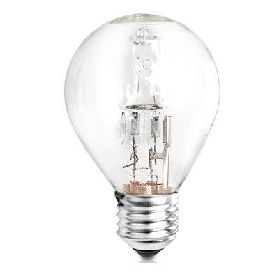 LAMPARA ESFERICA HALOG.CLARA ECO E27 42W