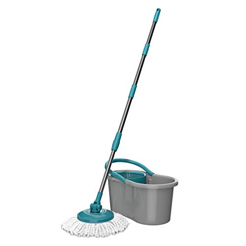 Mop Giratório Fit Flash Limp Verde