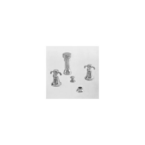 Fantastic Prices! Newport Brass 1689/24A Virginia Double Handle Widespread Bidet Faucet with Vacuum ...