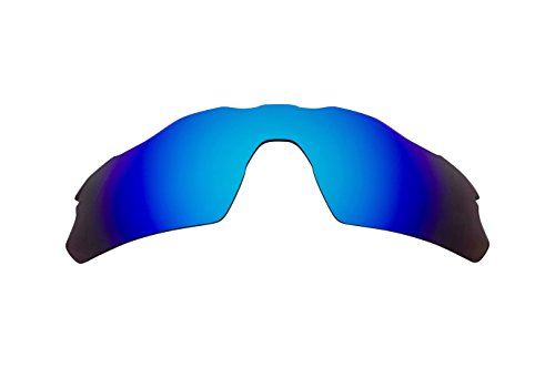SeekOptics Replacement Lenses Compatible with Oakley Radar EV Pitch Sunglasses