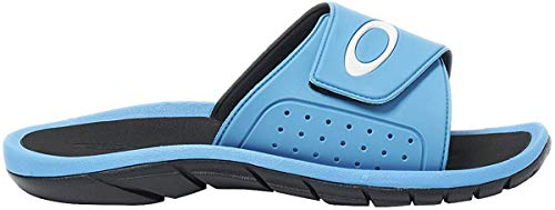 Oakley Sport Herren Super-Coil 2.5 Slide - Atomic Blau - UK 7