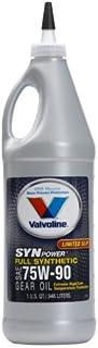 Valvoline (975-12) 75W-90 Synthetic Motor Oil - 1 Quart Bottle