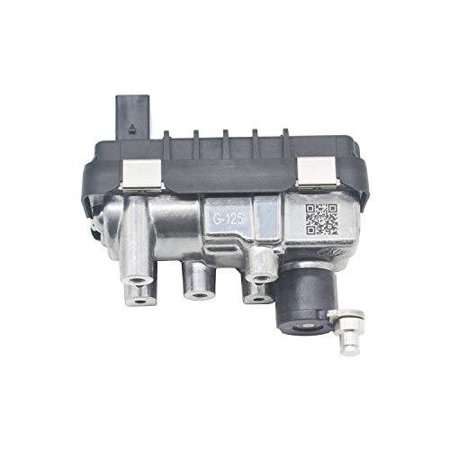ZEALfix Attuatore elettronico Caricatore Turbo G-125 7790306G 7791758