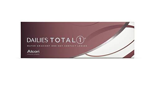 Dailies Total 1 Tageslinsen weich, 30 Stück / BC 8.5 mm / DIA 14.1 / -1.75 Dioptrien - 5