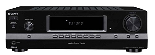 Sony STR-DH100 2-Channel Audio Receiver (Black) (Discontinued by Manufacturer)