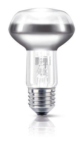 Philips Ampoule EcoHalogène Réflecteur Culot E27 28 Watts consommés Equivalence incandescence : 40W