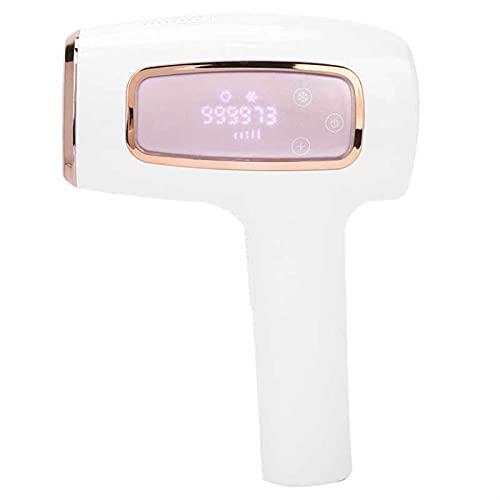 SONG Aparato de depilación IPL de la IPL de la IPL para el hogar Epilador de la máquina de depilación Cuerpo Entero Profesional para el Bikini Body Face Subvarm