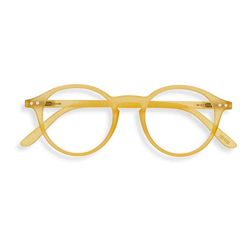 IZIPIZI #D Yellow Honey Reading Glasses