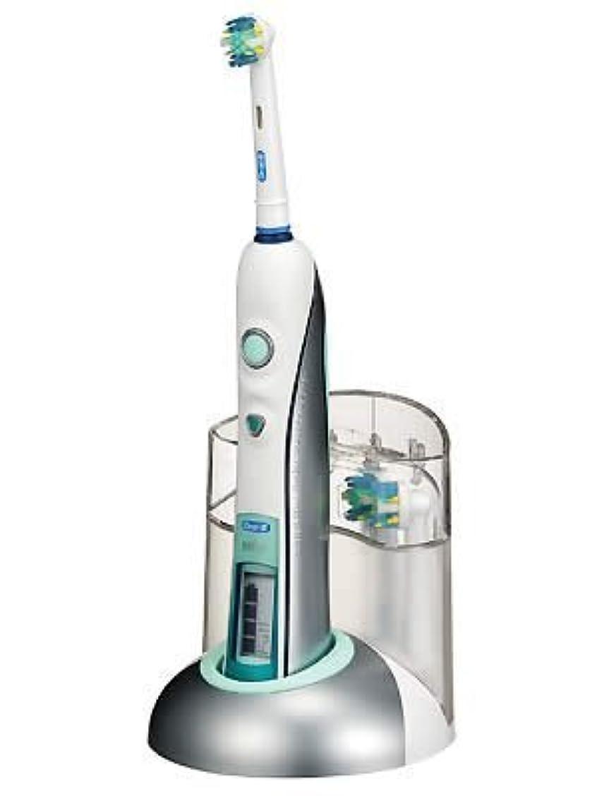 鼻ご予約フレアブラウン オーラルB 電動歯ブラシ デンタプライド D25 516 3