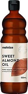 MELROSE Sweet Almond Oil 500 ml, 500 ml