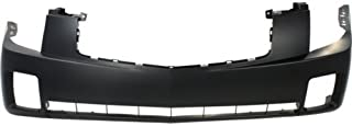 Front Bumper Cover Compatible with 2003-2007 Cadillac CTS Primed