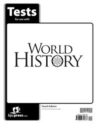 Price comparison product image World History Tests 4th Edition