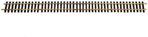 LGB – gerades Gleis 1200 mm – L10610, gerades langes Gleiselement, Gleiserweiterung für Gartenbahn, Gleismaterial, Zubehör, Spur G, Schmalspur