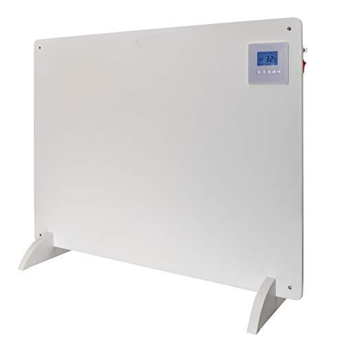 bimar HC507 Pannello Riscaldante a Muro e Pavimento, Convezione Naturale, Potenza 550 Watt, Termoconvettore Elettrico da Parete in Fibra di Cemento Tinteggiabile con Vernici ad Acqua, Protezione IP20