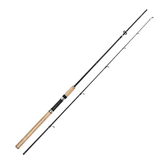 Fengyj Caña De Pescar De Carbono, Cañas De Pesca Lure Rod Carbon Spinning Fishing Travel Casting Fishing Pole Saltwater Rod Fishing Pole,1.8mgunhandle