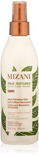 Mizani True Textures Style Refresher Milk Laque pour Cheveux