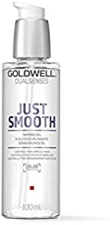 Goldwell Dual Senses Just Smooth Taming Oil (Control For Unruly Hair) 100ml/3.3oz