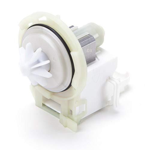DREHFLEX - Bomba de desagüe para lavavajillas Bosch / Siemens / Neff / Balay, apta para piezas 00165261 / 00423048, modelo Copreci DREHFLEX - Bomba de desagüe para lavavajillas Bosch / Siemens / Neff