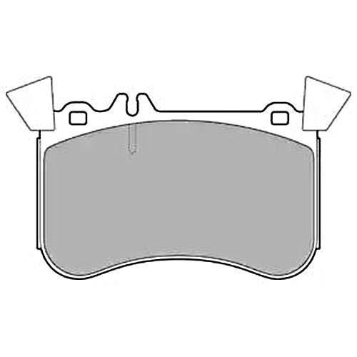 Kit forro de frenos LP3242