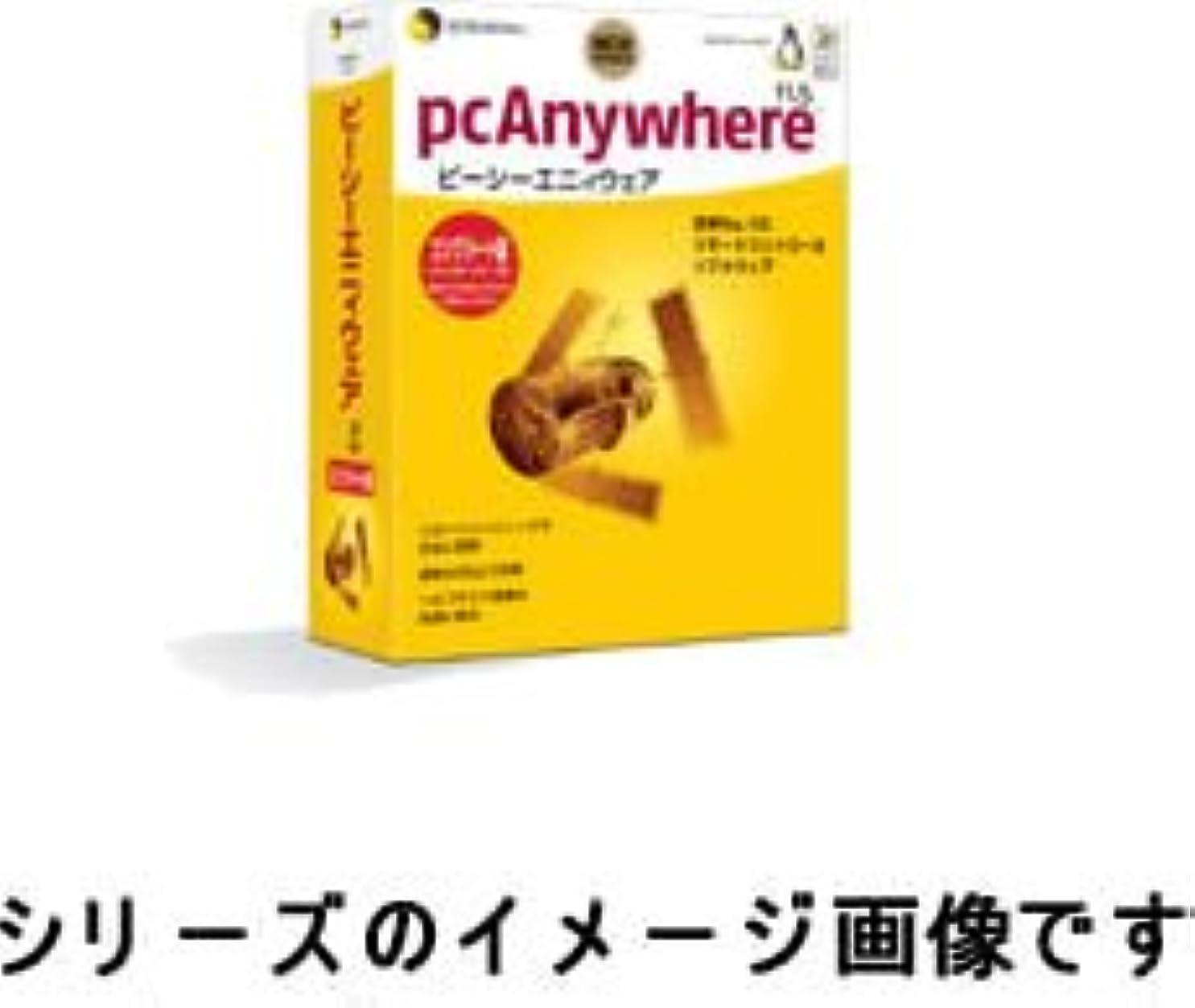 【旧商品】pcAnywhere 11.5 Complete 日本語版 5ユーザー