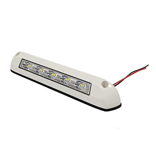 MUYI 12 V/24 V RV LED Wasserdicht Wohnmobil Vorzelt Veranda Licht 8 W Caravan Außen Camping Lampe Anhänger Außenlampe Bar