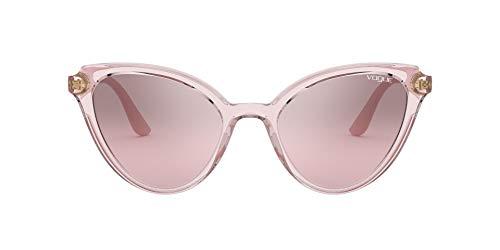 Vogue 0VO5294S Gafas, Rosa, 55 para Mujer