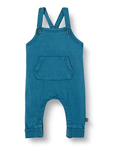Imps & Elfs B Dungaree Evaton Salopette, Bleu (Majolica Blue P163), 86 Bébé garçon