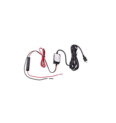 Spy Tec - Dash Cam Hardwire Fuse Kit, Black