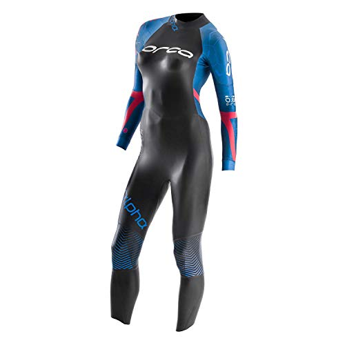 ORCA 1.5 Alpha wetsuit dames black 2019 triathlon-kleding