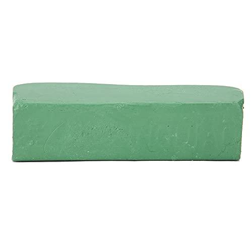 Moderate Polishing Paste, Green Polishing Compound Polishing Quality Grease Wax Made for Metal Polishing