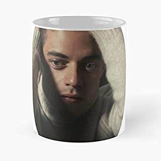 Rami Malek Mr Robot Elliot Josh - Best Gift Coffee Mugs 11 Oz Father Day