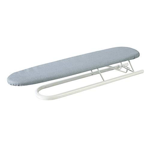 XiuHUa Strijkplank, huishoudelijk opklapbaar tafelblad strijkplank en strijkplank klein draagbaar formaat 52X12X10cm Strijkplank