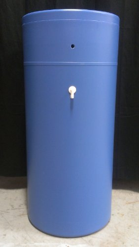 Complete 18' x 33' Brine Tank With 2310 Safety Float