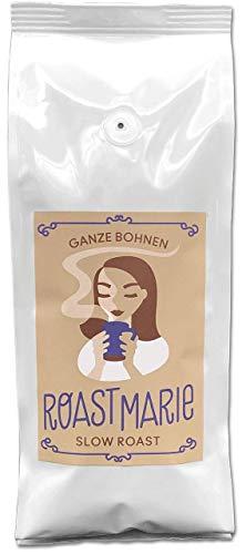 Kaffee-Bohnen Roastmarie | mild geröstet | harmonisch | wenig Frucht | schokoladig | für Vollautomat , Filtermaschine oder Siebträger