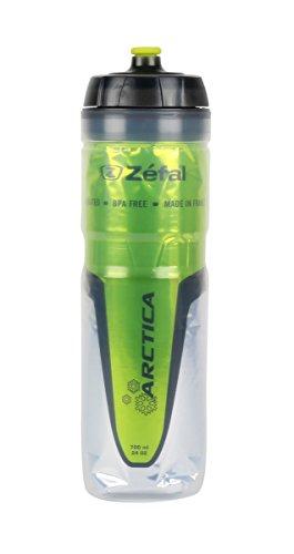 Zefal 165C, Arctica Bidón de ciclismo Isothermo, Unisex Adulto, Verde, 750 ml