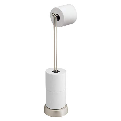 Top 10 best selling list for interdesign classico free standing toilet paper holder