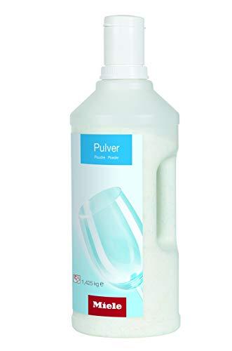 Miele Original Zubehör Reiniger Pulver Geschirrspüler / 1,4 kg - für 95 Spülgänge / mit Glasschutzformel / für Geschirrspüler