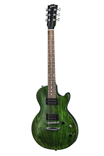 Gibson USA 2017 Les Paul Custom Studio E-Gitarre - Reptile Green (exklusiv bei Amazon)