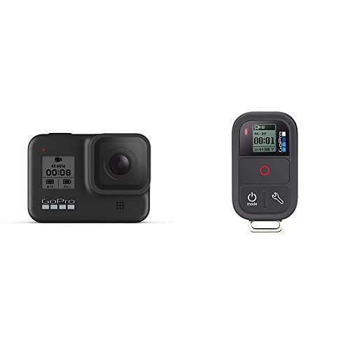 GoPro HERO8 Action Camera with Remote Bundle