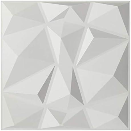 12-Pack Popular product Creative White Diamond Design Luxury Elegant Over item handling ☆ Exquisite